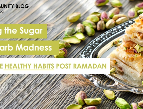 Eid: Avoiding the Sugar and Carb Madness