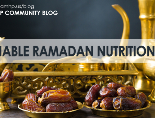 Sustainable Ramadan Nutrition Goals
