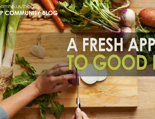 A Fresh Approach To Good Health